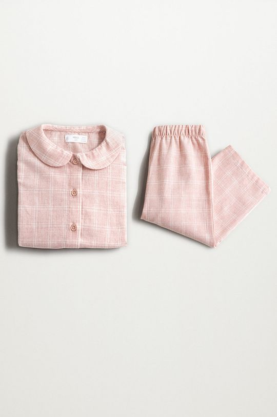 Mango Kids - Pijama copii Caria  100% Bumbac