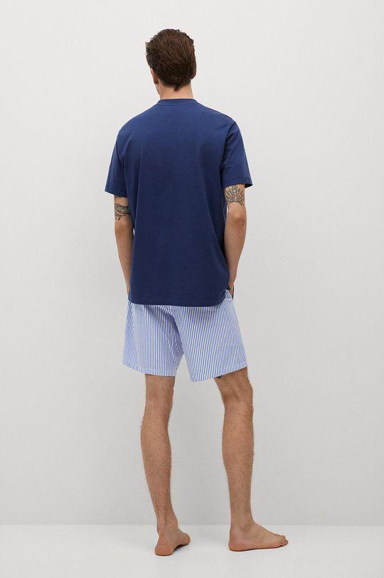 Mango Man - Pyžamo Savina modrá