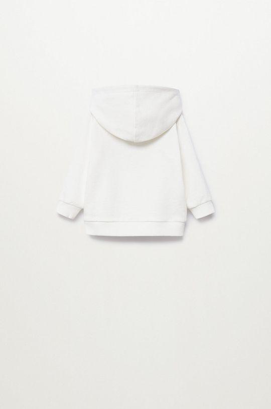 Mango Kids - Bluza bawełniana dziecięca Mdream 80-116 cm