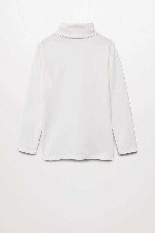 Mango Kids - Dětské tričko s dlouhým rukávem Turbo1  95% Bavlna, 5% Elastan
