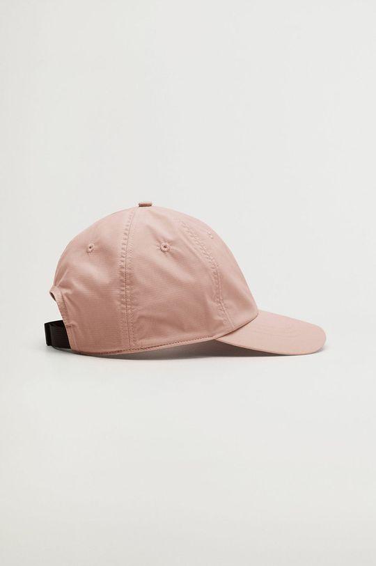 pastelově růžová Mango Kids - Dětska čepice Westk1 Dívčí