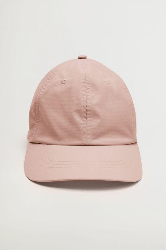 Mango Kids - Dětska čepice Westk1 pastelově růžová