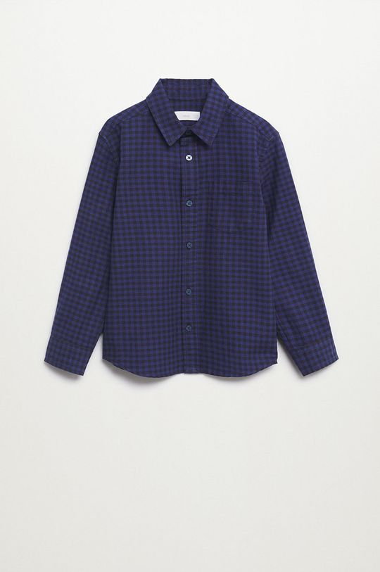 Mango Kids - Detská bavlnená košeľa MARC