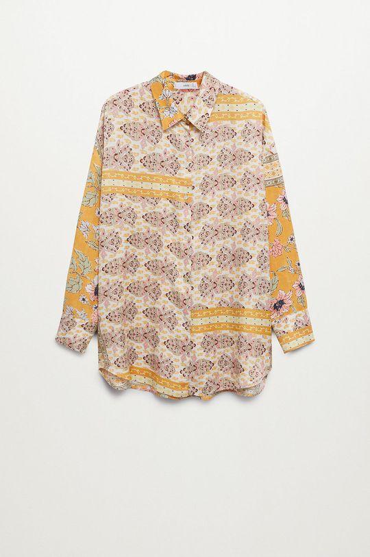 Mango - Košile Patch