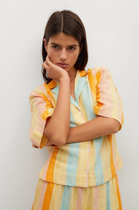 žlutá Mango - Košile Niza
