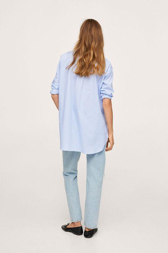 Mango - Bavlnená košeľa James  100% Bavlna