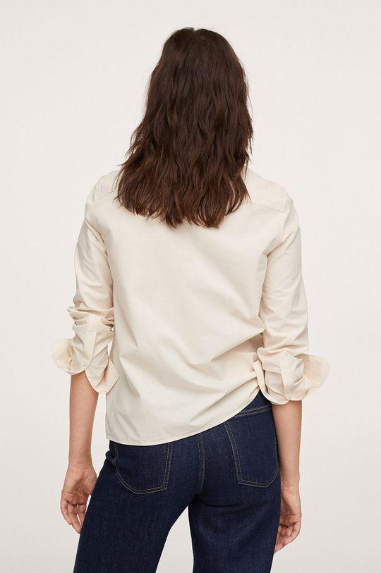 Mango - Bavlněná košile Paris  100% Bavlna