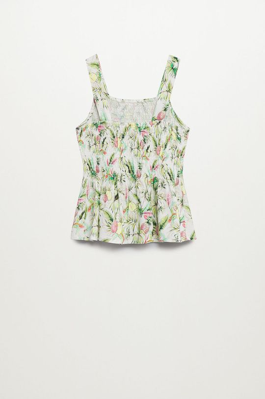 Mango Kids - Bluzka dziecięca Lulu 110-164 cm