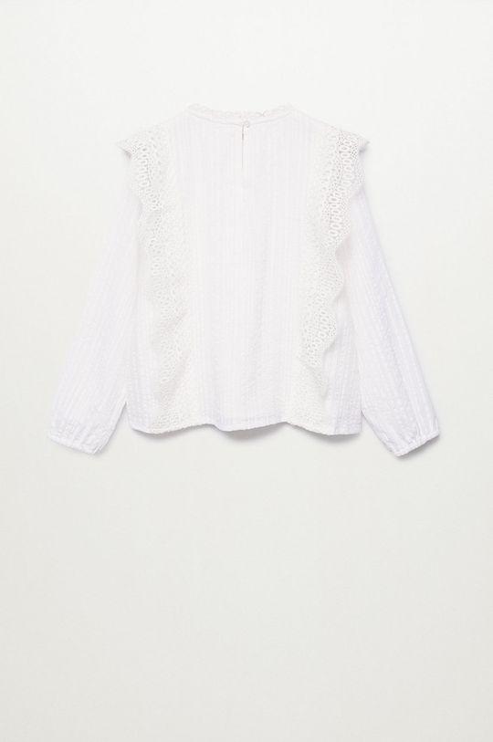 Mango Kids - Detská bavlnená košeľa Daniela