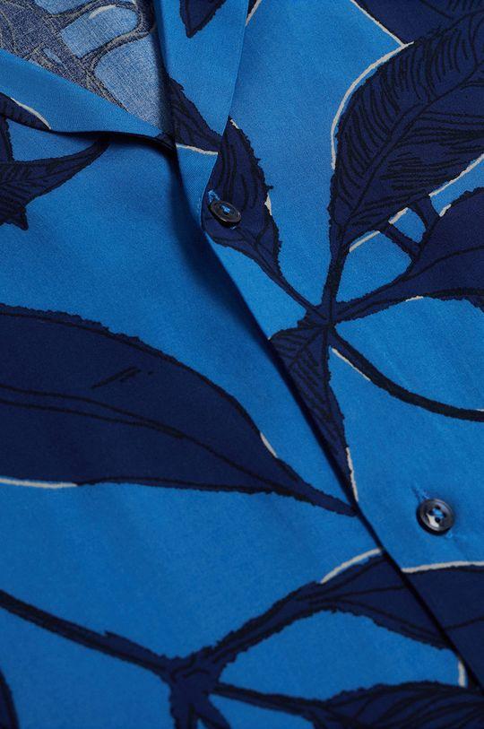 Mango Man - Košile Andrieu modrá