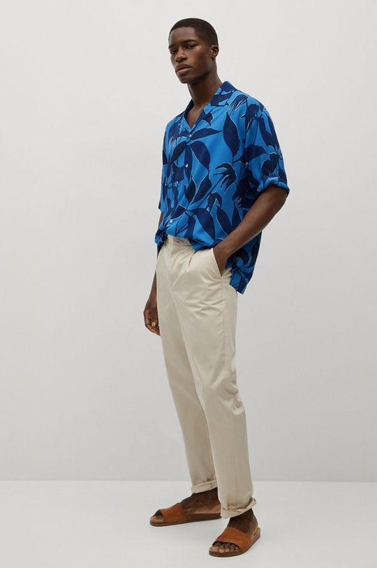 Mango Man - Košile Andrieu  100% Viskóza