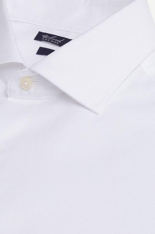 Mango Man - Koszula bawełniana Marta biały