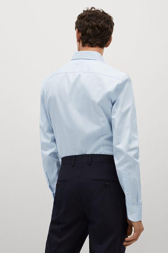 blady niebieski Mango Man - Koszula bawełniana Emporda