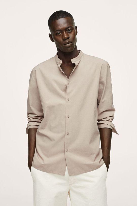 culoarea tenului Mango Man - Camasa Libano De bărbați