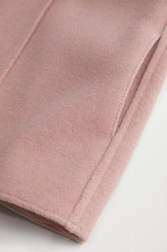 roz Mango Kids - Palton copii Sandra