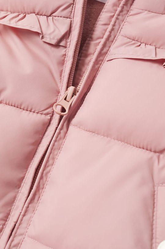 Mango Kids - Dětská bunda JUNE růžová