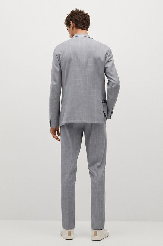Mango Man - Sako PAULO  Podšívka: 55% Polyester, 45% Viskóza Hlavní materiál: 2% Elastan, 69% Polyester, 29% Viskóza Podšívka rukávů: 100% Polyester