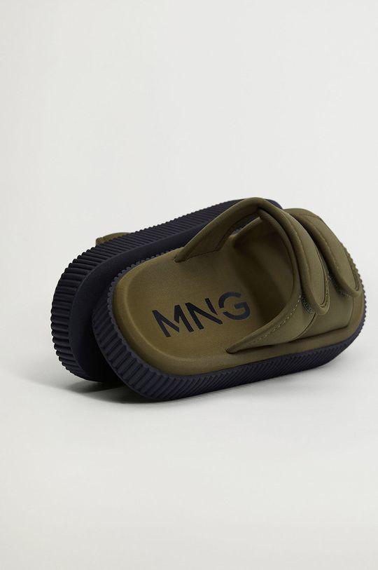 Mango - Pantofle EVA  Svršek: 50% Polyamid, 50% Recyklovaný polyamid Podrážka: Umělá hmota Podšívka: 50% Polyamid, 50% Recyklovaný polyamid