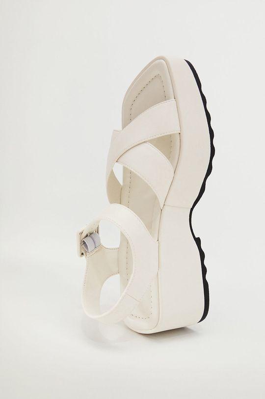 biały Mango - Sandały SPICY1