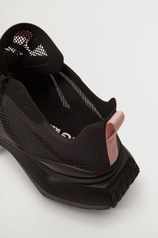 Mango - Boty Push  Svršek: Umělá hmota, Textilní materiál Vnitřek: Textilní materiál Podrážka: Umělá hmota