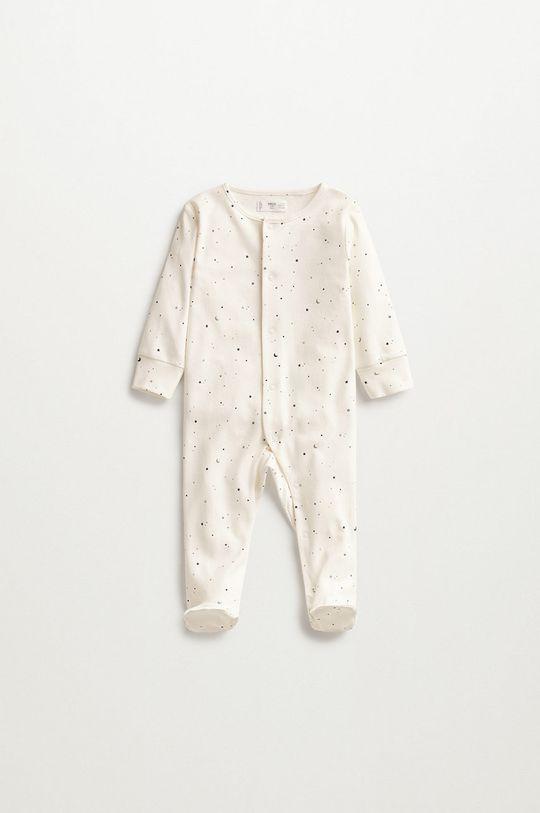 bílá Mango Kids - Kojenecké oblečení Lili 62-92 cm Dětský