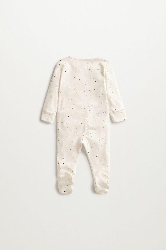 bílá Mango Kids - Kojenecké oblečení Lili 62-92 cm