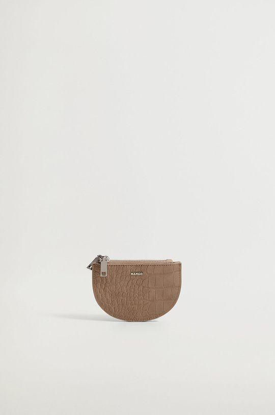 brązowy Mango - Portfel COSTA Damski