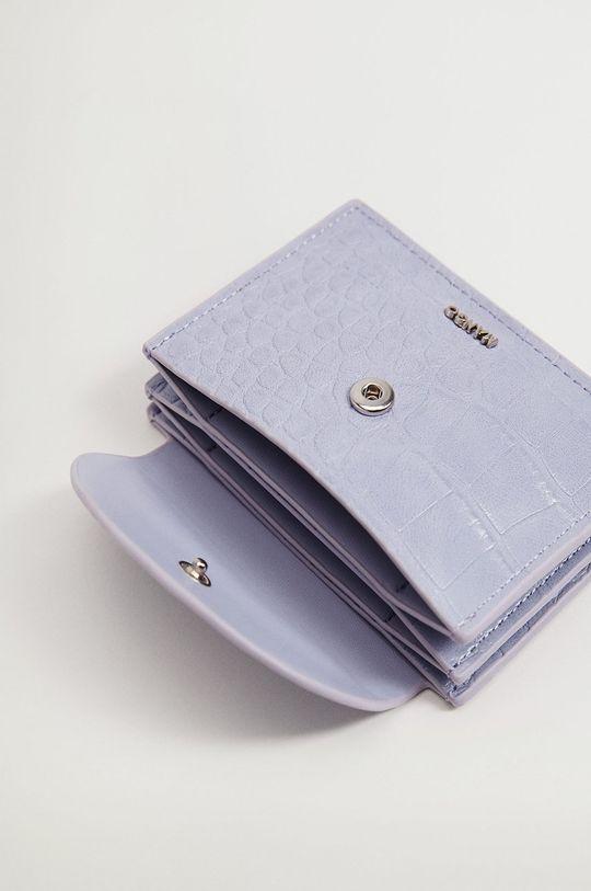 Mango - Peněženka COSTA purpurová