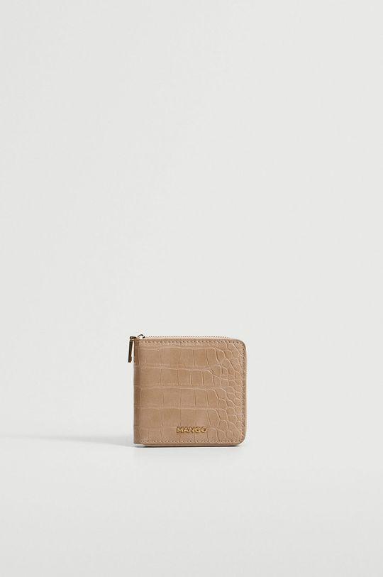 písková Mango - Peněženka Cosimo Dámský