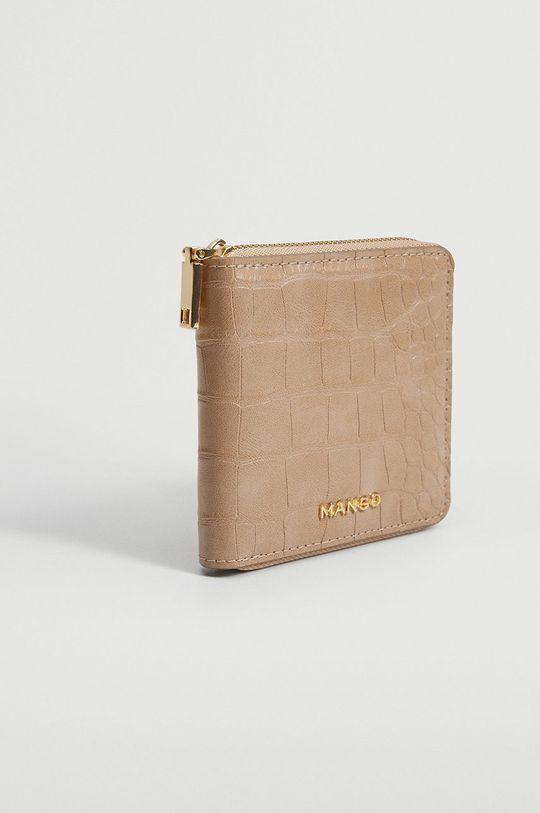 Mango - Peněženka Cosimo  Vnitřek: 20% Polyester, 80% Polyuretan Hlavní materiál: 100% Polyuretan