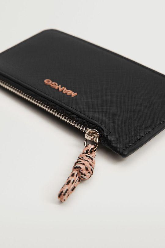 Mango - Peněženka Corda  Podšívka: 100% Polyester Hlavní materiál: 100% Polyuretan