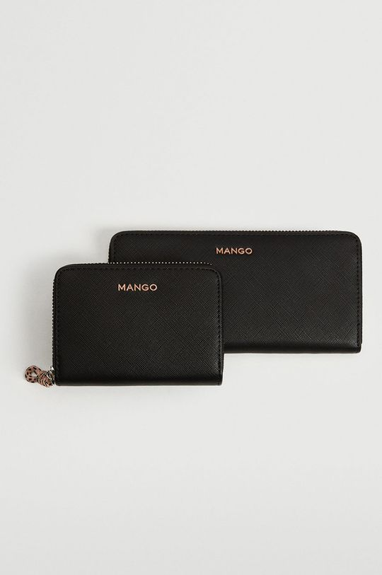 černá Mango - Peněženka Corda
