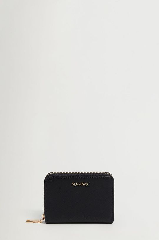 čierna Mango - Peňaženka CARMEN Dámsky