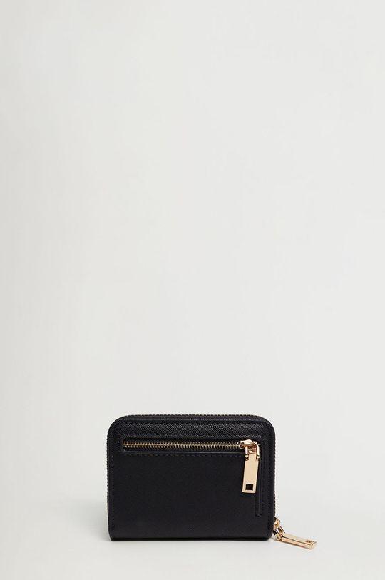 Mango - Peňaženka CARMEN čierna