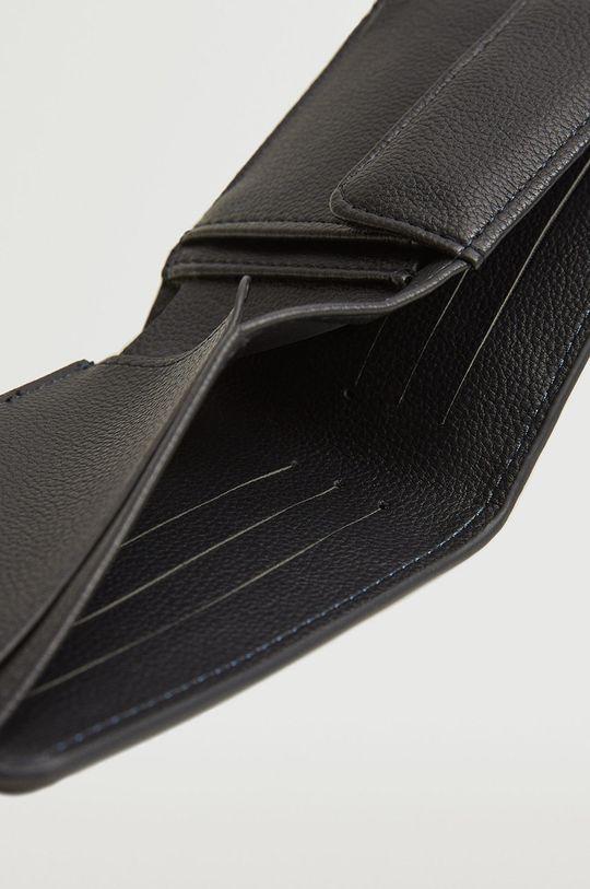 Mango Man - Portfel Wallet Podszewka: 100 % Poliester, Materiał zasadniczy: 100 % Poliuretan