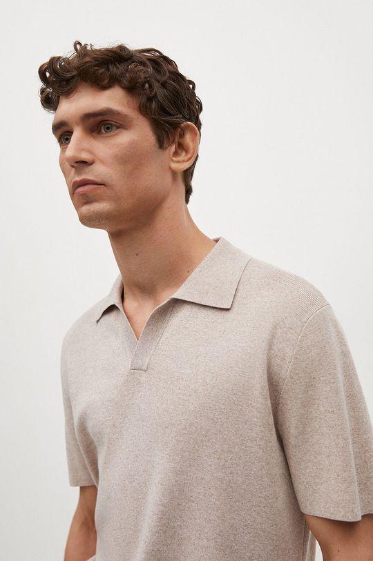 tělová Mango Man - Polo tričko Lino