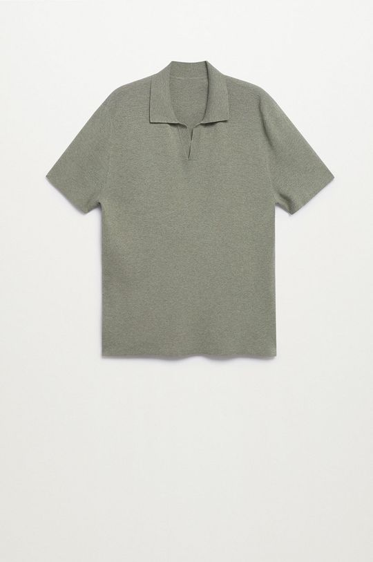 Mango Man - Polo tričko Lino