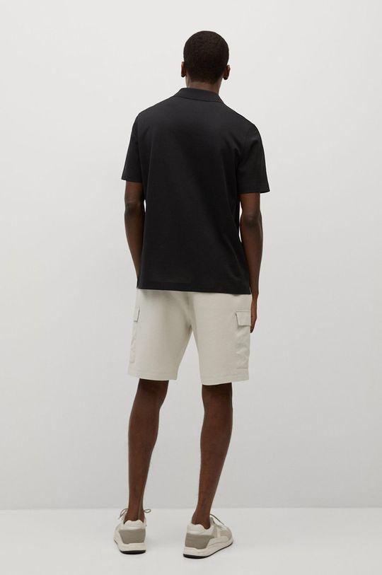 Mango Man - Polo tričko Porsche  55% Bavlna, 45% Polyester