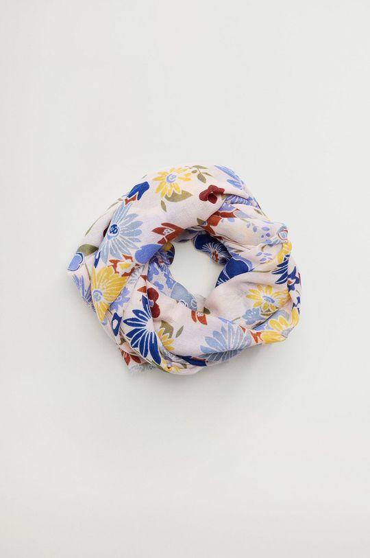 Mango - Šátek GIVES  60% Polyester, 40% Recyklovaný polyester