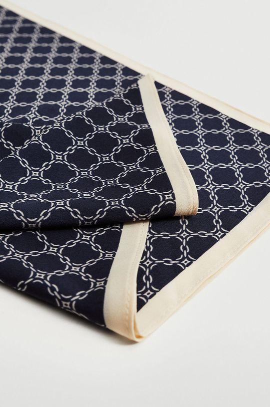 Mango - Šátek Johanna námořnická modř