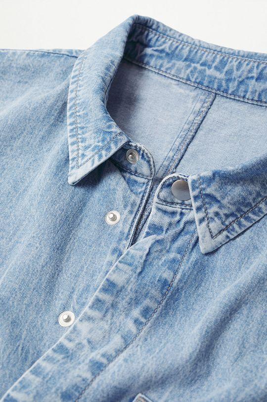 Mango - Kombinezon jeansowy MILA Damski