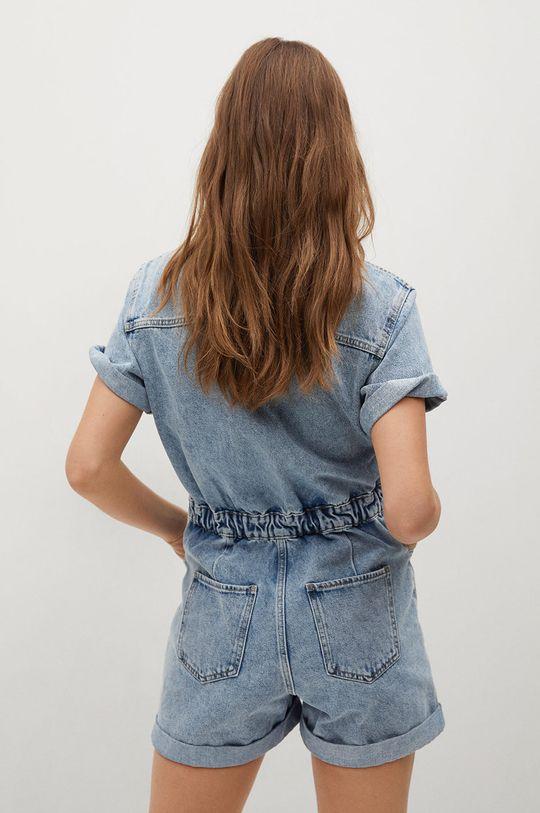 Mango - Kombinezon jeansowy ALMA Damski