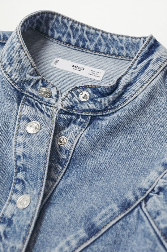 Mango - Kombinezon jeansowy Lola