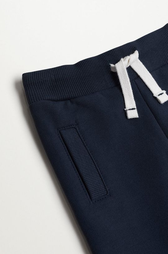 Mango Kids - Spodnie dziecięce Mateop1 80-110 cm 100 % Bawełna