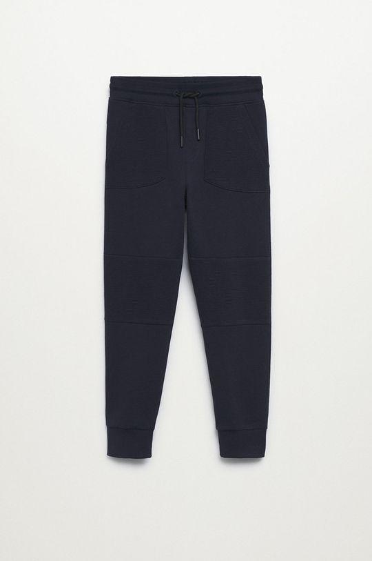 bleumarin Mango Kids - Pantaloni copii Walk De băieți