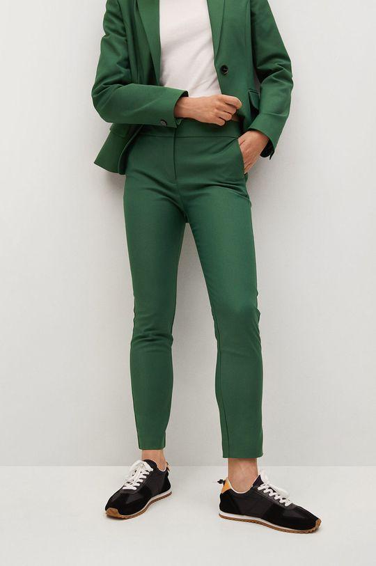 zelená Mango - Kalhoty Cofi7-A Dámský