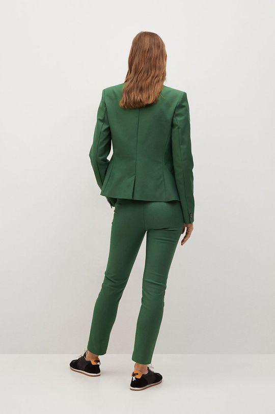 Mango - Kalhoty Cofi7-A  Podšívka: 100% Polyester Hlavní materiál: 54% Bavlna, 3% Elastan, 43% Polyamid