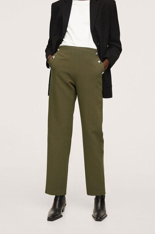 verde Mango - Pantaloni Dorado De femei