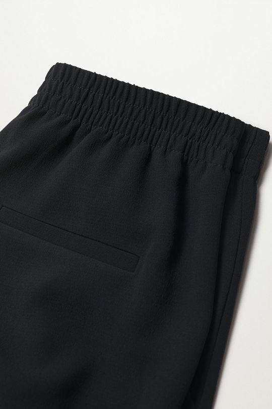 Mango - Kalhoty Rubber