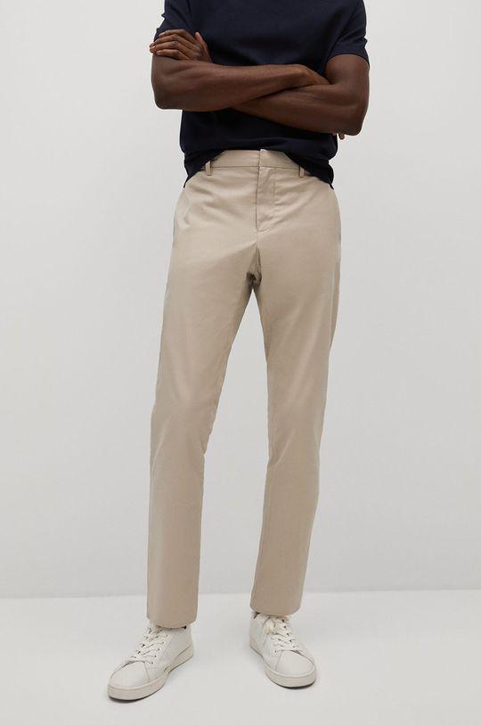 tělová Mango Man - Kalhoty Dublin Pánský